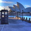 tardis, sydney, doctor who