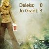 entertaining in a disturbing way: Jo Grant: Dalek killer