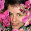 в орхидеях