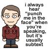 Sherlock - It's Usually Subtext