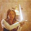 Gwen - sword
