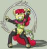 Holly: tira pony