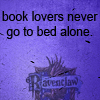 mrsdrjackson: Book lovers - Ravenclaw