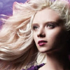 cover, evie, paranormalcy, purple