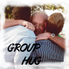 Are 6 dogs too many?: Group Hug