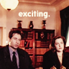 mulder&scully: how exciting