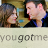 LauraJo: Castle: Castle/Beckett - You Got Me
