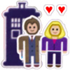 Katie: doctor/rose