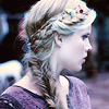 Sara: the vampire diaries; rebekah braid