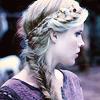 Sara: the vampire diaries; rebekah braid