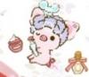 san x, piggy girl