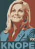 Entendre? Make mine a double.: Parks and Rec Vote Leslie