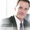 Sholio: WhiteCollar-Peter smiling