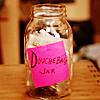 douche jar
