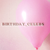 Birthday Celebrities Icontest