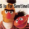 muppets - s for sentinel