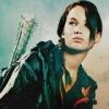 Cinna: the hunger games: katniss w/arrows