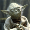 Steve Hutchison: Master Yoda