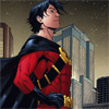 Ki: DC Tim Drake Red Robin