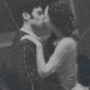 dair kiss bw