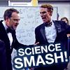 dhampyresa: SCIENCE SMASH