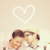 Vickie: White Collar - Matt and Tim heart