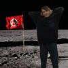 На луне RU3ABD