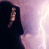 palpatine rots cloak lightning