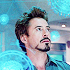 k: [marvel] tony // elemental