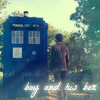 boy and his box
