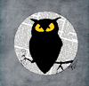 owl: black shadow