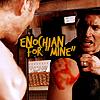 """Enochian for """"mine"""""""