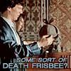 Death frisbee