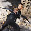 Campaspe: Avengers \\ Hawkeye; falling