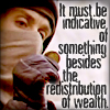 Cynthia: Rosencrantz - Distribution of Wealth