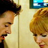 tony/pepper close