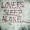 lovers sleep alone