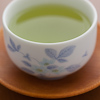 Smooth green tea
