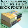 Books - Book fortress