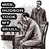 imbecamiel: Sherlock - Took My Skull