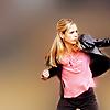 BtVS/AtS - Buffy - Pink