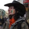 orange, cowboy, Irish
