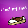quote lost shoe