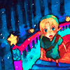 zelda - link - starry staircase