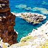 Cliff & Sea