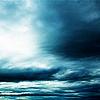 Cloud-streaked Sky