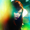 ginger vic: doctor who: amy; there's a drumming