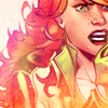 singalellaby: Marvel: Terry - girl on fire