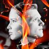 Hunger Games: Katniss&Peeta - Flames