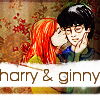 Lady SugarQuill: HarryGinny